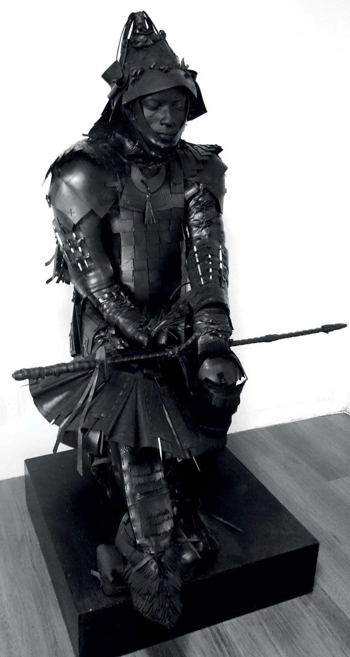 Yasuke – The One and Only African Samurai | DANTEmag
