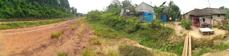 So wider than before after land clearing