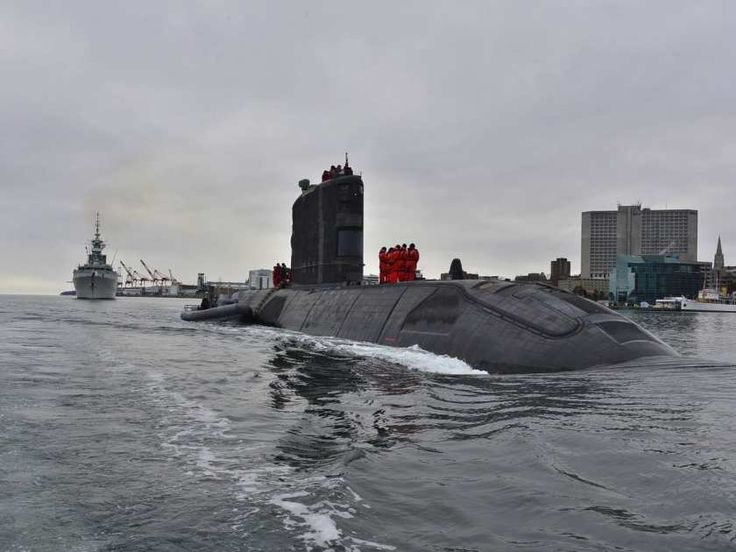 HMCS Windsor sailed into port in Halifax today after 101 days on international exercises, making it the longest deployment of any Victoria-class submarine to date, the Canadian Press reports.