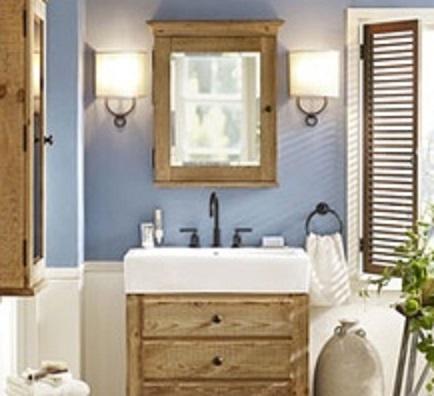 Best Bathroom Ideas Images On Pinterest Bathroom Ideas - Pottery barn mirrors bathroom for bathroom decor ideas