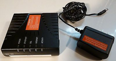 Netgear 6200 Modem For AT&T DSL - AT&T Approved DSL Modems