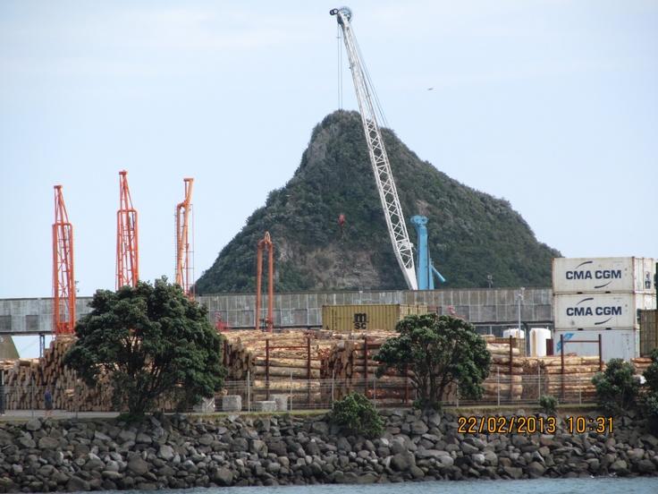 Taranaki Port
