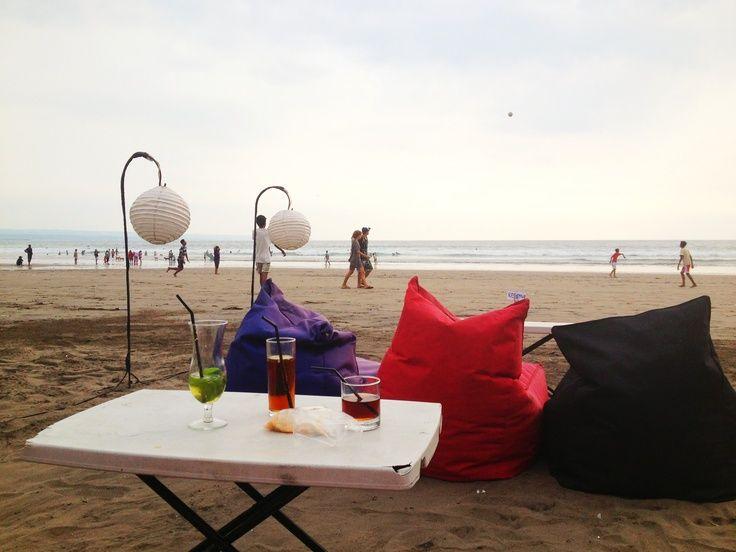 Double Six Beach, Legian, Bali , Indonesia: