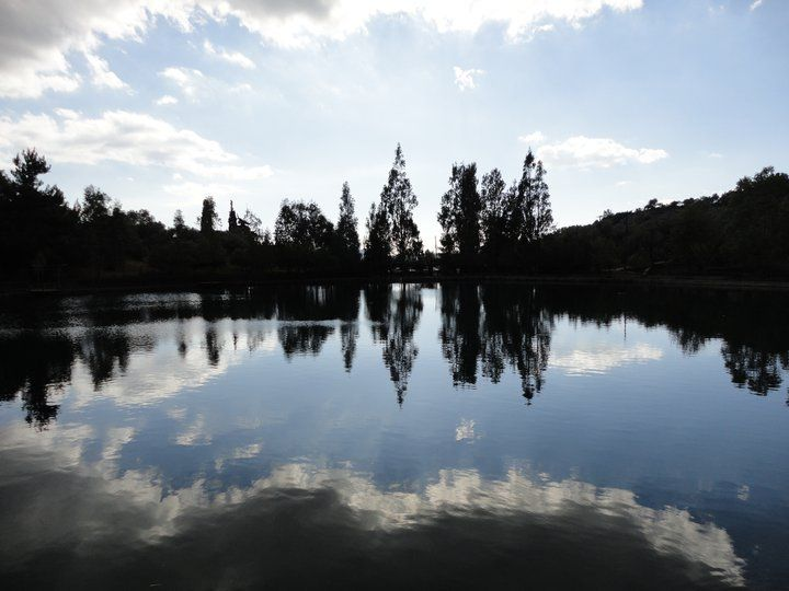 Zaros Lake, Heraklion, Crete
