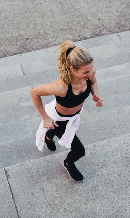 You'll never regret starting your day with a good sweat.