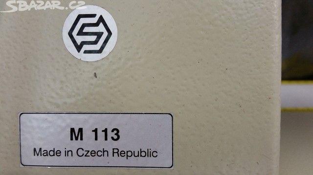 Šicí stroj MINERVA M 113 . Průmyslový - obrázek číslo 9
