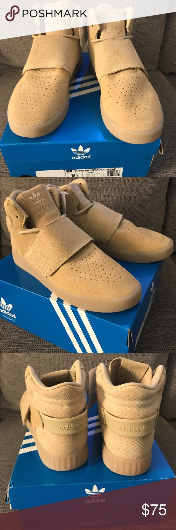 NEW Adidas Tubular Invader Strap Brand New adidas Shoes Sneakers