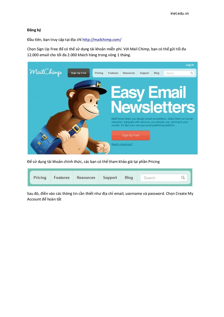 The 25+ best Free edu email ideas on Pinterest Eastern email - sample marketing campaign