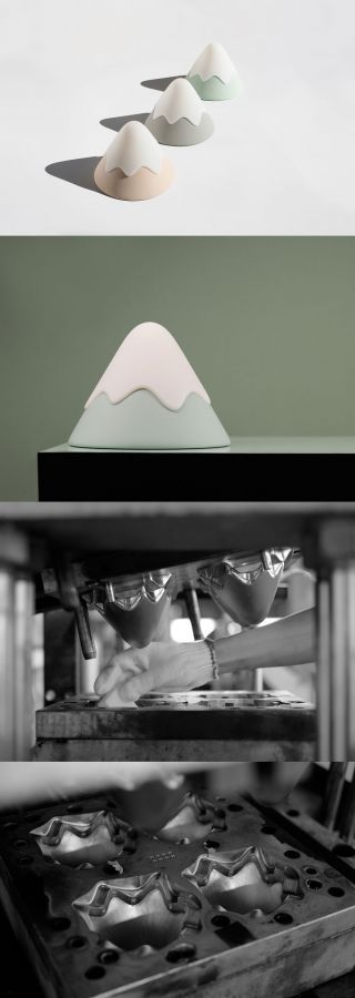 MUID – SNOW MOUNTAIN LAMP #designideas #designinspiration #design #productdesign #design #industrialdesign #lamp #lighting #lampdesign #lightingdesign