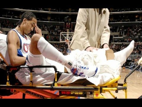 NBA Worst Injuries || Of All Time || Horrific Injuries Vol. 2 - YouTube