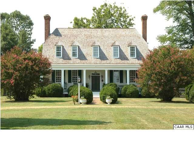 1741 Georgian House, Virginia- DREAM HOUSE
