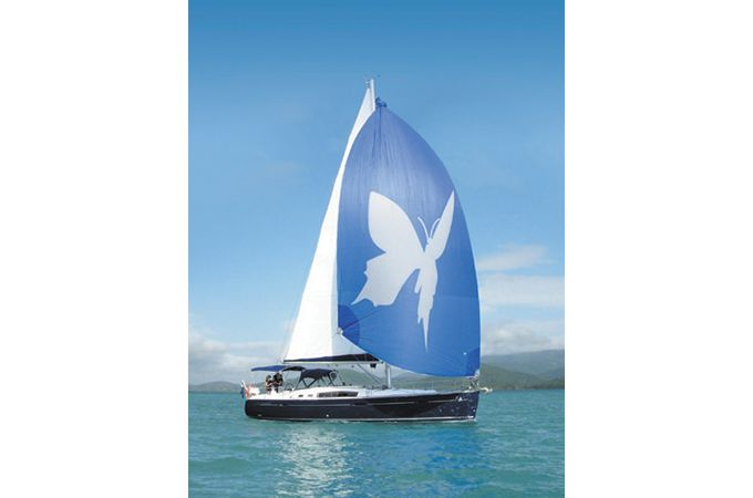 Travel the Whitsundays in a luxury yacht!