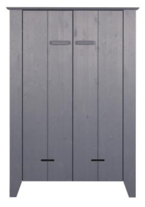 Trendkleur voor het interieur van 2013, poeder kleuren in nude tinten in combinatie met grijs en koper. - Makeithome.nl
