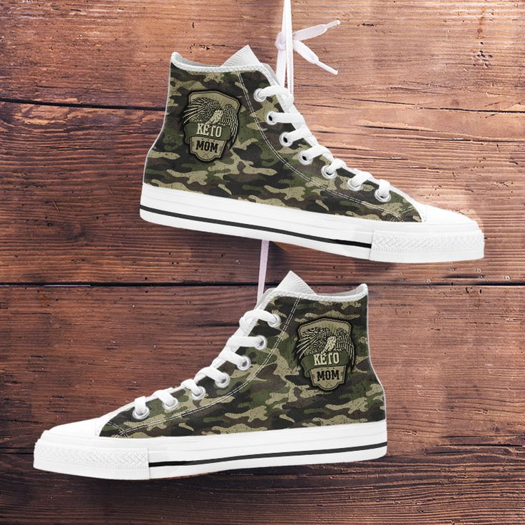 COLLECTOR KETO MOM HIGH TOPS!  $69.95!
