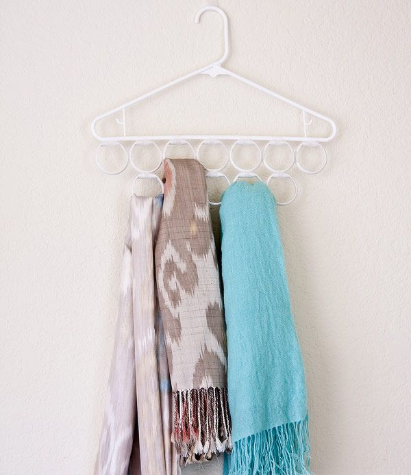 1000 Ideas About Storing Scarves On Pinterest Scarf