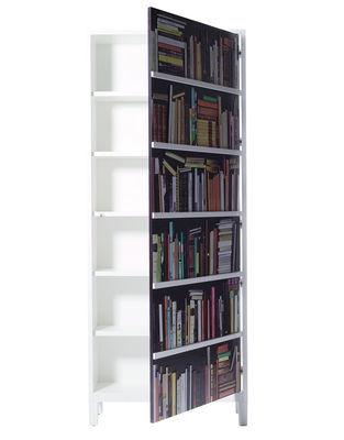 Bookshelf Wardrobe - Cupboard by Skitsch