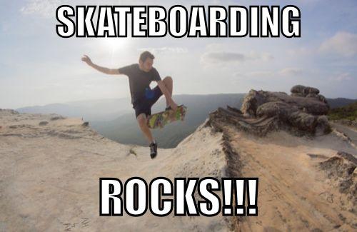 Yes it does! #skateboarding #skateboard #sk8 #skate #skater #skatelife #thrasher ... for video clips and more visit http://www.facebook.com/skatecrunch