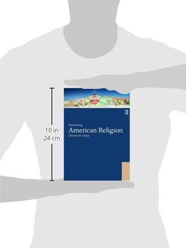 Introducing American Religion (World Religions)