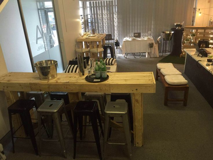 NEW RANGE OF PALLET FURNITURE - CONTACT US ON 9938 5599 FOR A QUOTE…
