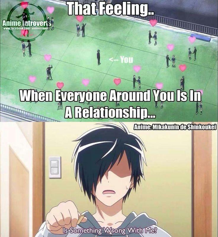 anime relationship memes: Best 25+ Romance Anime Ideas On Pinterest