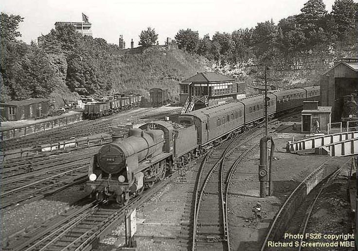 David Heys steam diesel photo collection - 33 - BR SOUTHERN REGION - 4