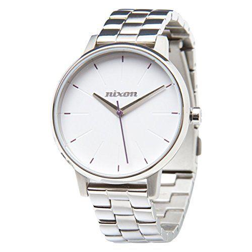 Now in stock Nixon Women's Kensington Bracelet Watch