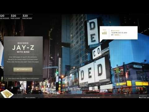 Bing | Decode Jay-Z Case Study - YouTube
