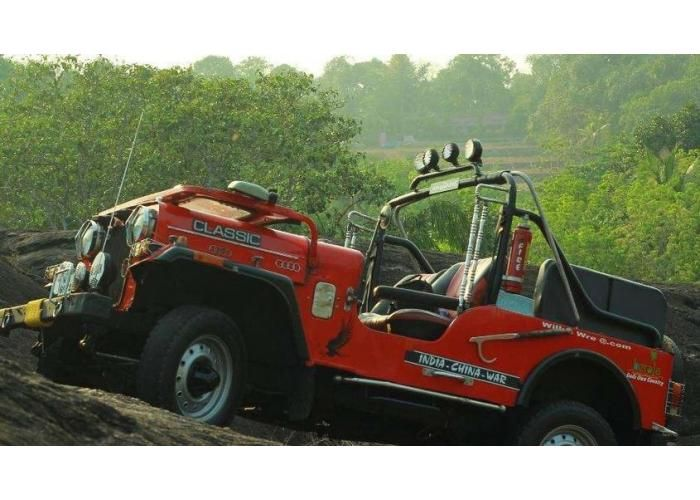 Are You Looking For Open Jeep For Rent In Kottayam Area Please