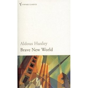 how huxley s brave new world portrays In the novel brave new world written by aldous huxley a dystopia is  brave  new world, by aldous huxley, portrays a future society where people are no.