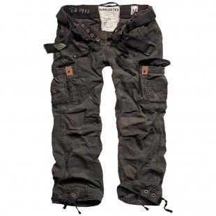 Pantaloni militari Premium Vintage - Surplus - Oliva | Abbigliamento Militare
