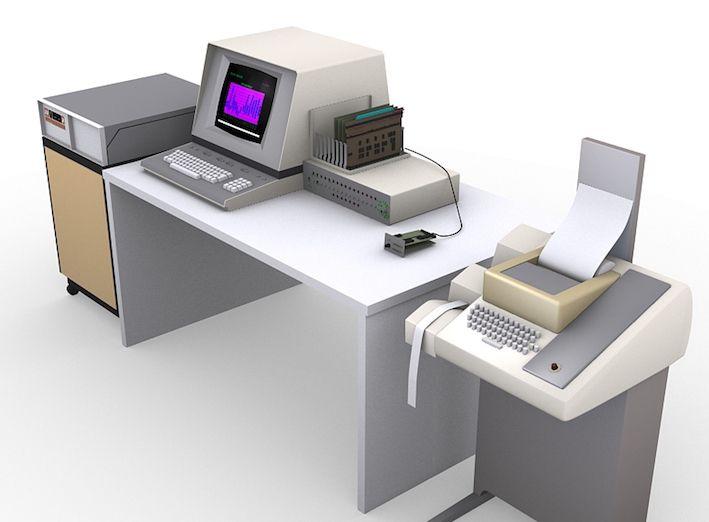 История развития процессоров: из 70-х в 90-е INTEL 8008 / Блог компании ua-hosting.company / Geektimes