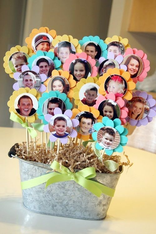 Great idea for Family gatherings or age progression pics for your Child's next Birthday or Graduation Party.