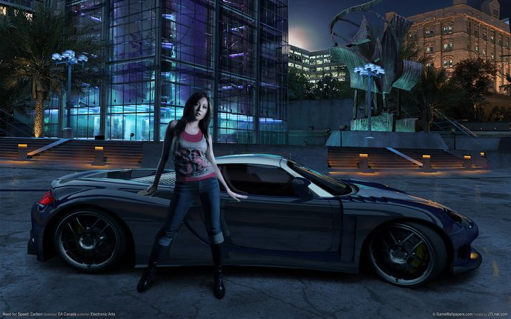 Need for speed carbon wallpaper - http://wallautos.com/need-for-speed-carbon.html