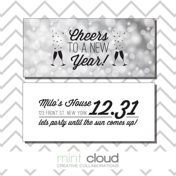 24 best party invitations images on pinterest party