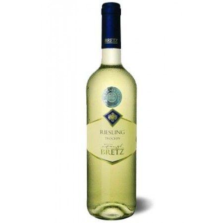 Bretz #Riesling #Trocken #Jahrgang 2014, #Weißwein aus #Rheinhessen…
