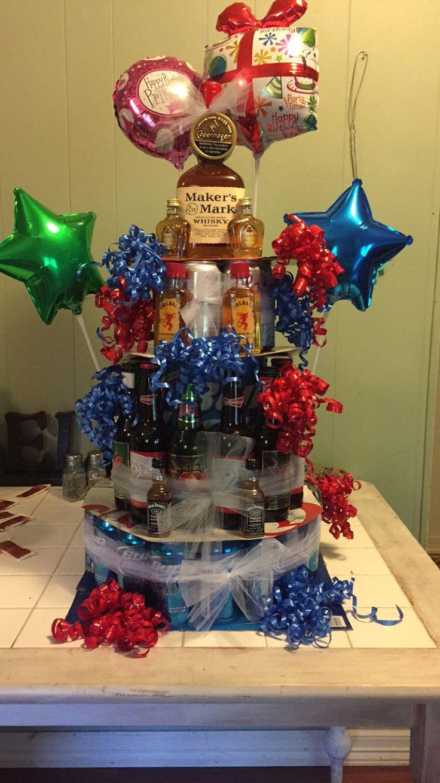Beer tower(: