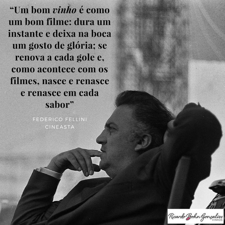 Fellini. Os melhores vinhos, bons e baratos, em www.rbgvinhos.com.br