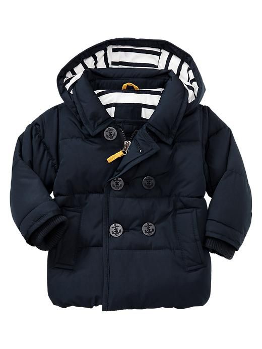 Warmest puffer peacoat Product Image my baby will look so cute