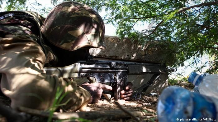 US Africa Command says it's assessing reports that 10 civilians were killed in an operation against Islamists in Somalia. American troops supported Somali forces in combat against al Shabaab militants. US Africa Command – the American combat command for the African continent –...