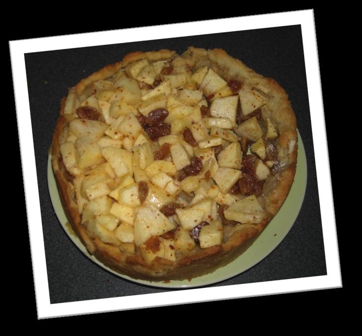 Het Thuisproject: Suikervrije appeltaart