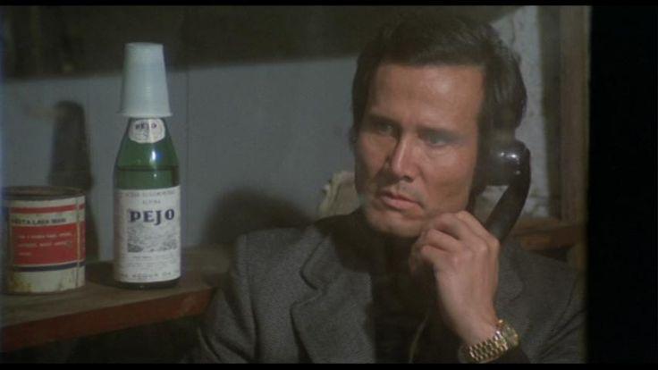 """Henry Silva in """"Il boss"""" (1973)"""
