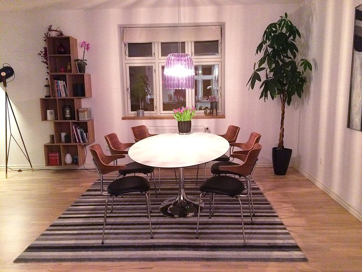 VL118 design chair in a privat living room