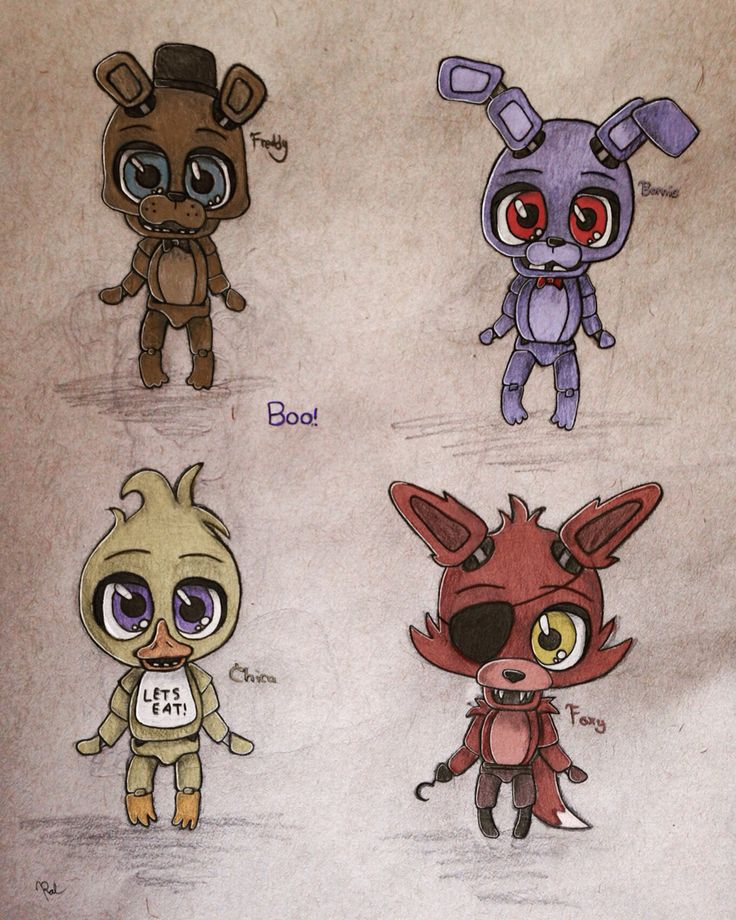 FNAF drawing done by the amazing and wonderful, raelee!!!!!!!