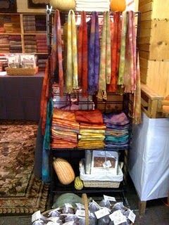 Heavens To Betsy: Dye wool With Kool-Aid - Kids can do it!