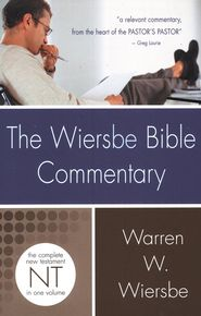 HOPE Wiersbe Bible Commentary NT