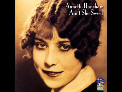 ANNETTE HANSHAW LYRICS - SongLyrics.com