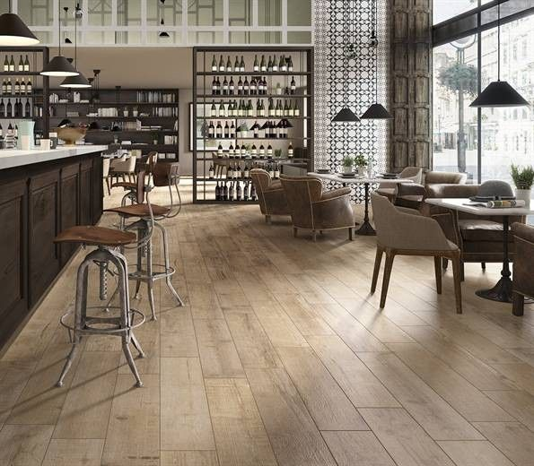 Loire Cru Porcelain Floor Tiles - 900x200mm (box)