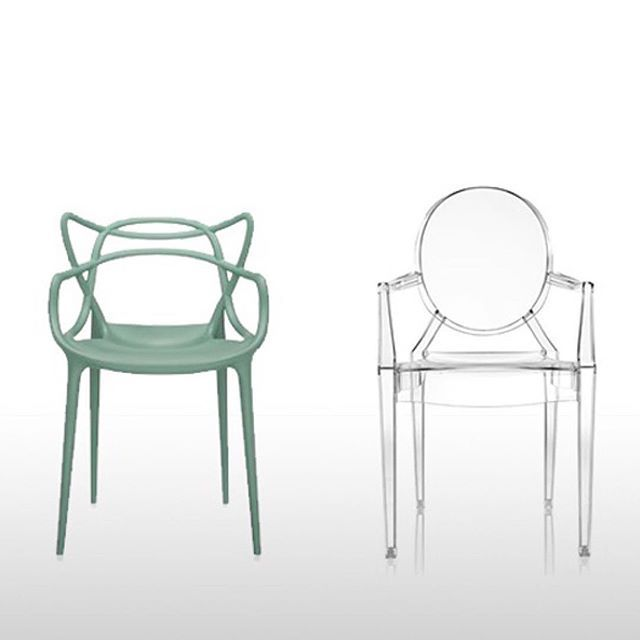 Masters & Louis Ghost | Iconic chairs