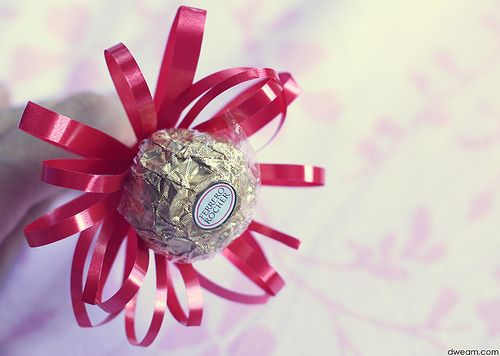 diy ferrero rocher flowers for mother's day | Gifts