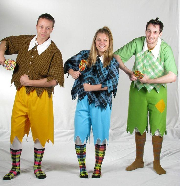 45 best halloween ideas images on pinterest halloween prop wizard of oz munchikin costume patterns solutioingenieria Gallery